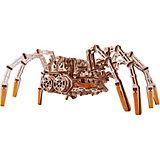 """Механическая сборная модель Wood Trick """"Космический паук"""", 245 элементов"""