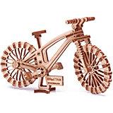 "3D-пазл из дерева Wood Trick Вудик ""Велосипед"", 82 элемента"