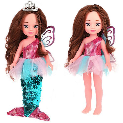 Кукла 2-в-1 Mary Poppins «Волшебное превращение» Фея-русалка, 31 см от Mary Poppins