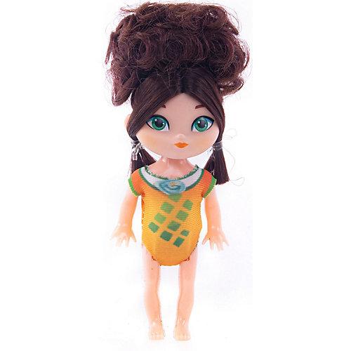 "Мини-кукла Сказочный патруль ""Ныряй к нам!"" Русалка Маша, 10 см от Gulliver"