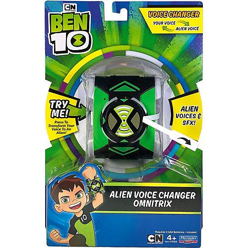 Часы Омнитрикс Playmates Ben 10 Голос пришельца от PLAYMATES
