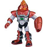 Игровая фигурка Playmates Ben 10 Бронированный Человек-огонь, 12,5 см