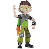 Игровая фигурка Playmates Ben 10 Бен с реактивным рюкзаком, 12,5 см