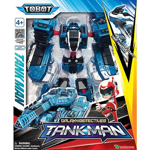 """Трансформер Young Toys """"Детективы Галактики"""" Тобот Танкмэн от Young Toys"""