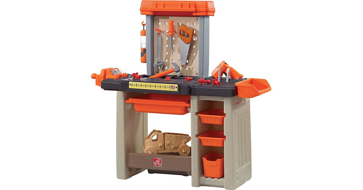Handyman Workbench Orange mehrfarbig