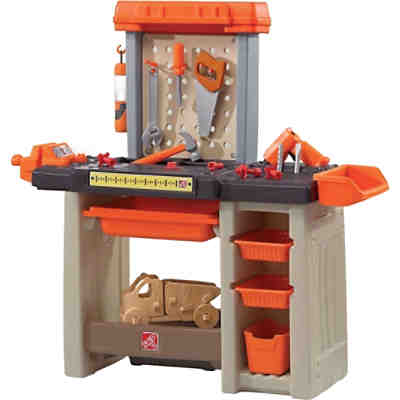 Handyman Workbench Orange