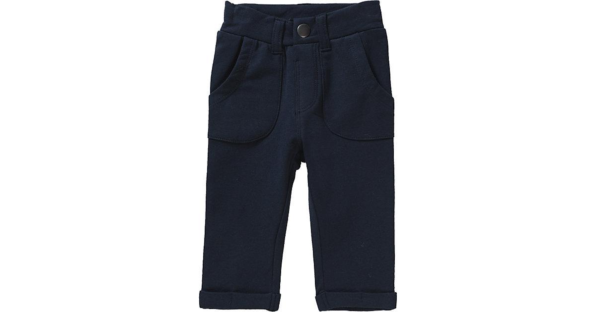 Baby Anzughose NBMREFIR , Organic Cotton dunkelblau Gr. 56 Jungen Baby