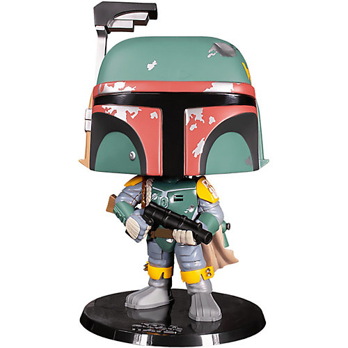 Фигурка Funko POP! Bobble: Star Wars 10: Боба Фетт, 49239 от Funko