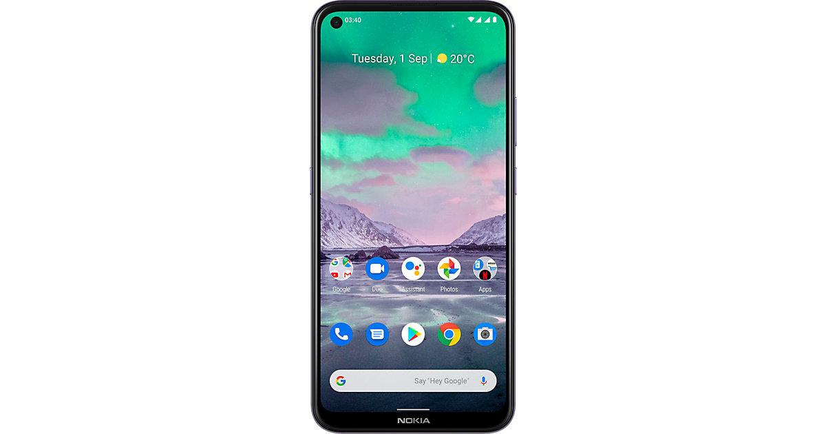Nokia 3.4, Dual-SIM, 64, lila