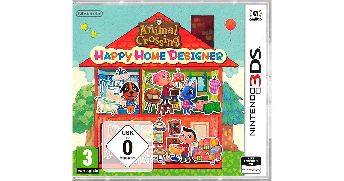 3DS: Animal Crossing - Happy Home Designer