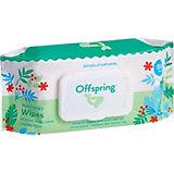 Биоразлагаемые влажные салфетки Offspring 80 шт