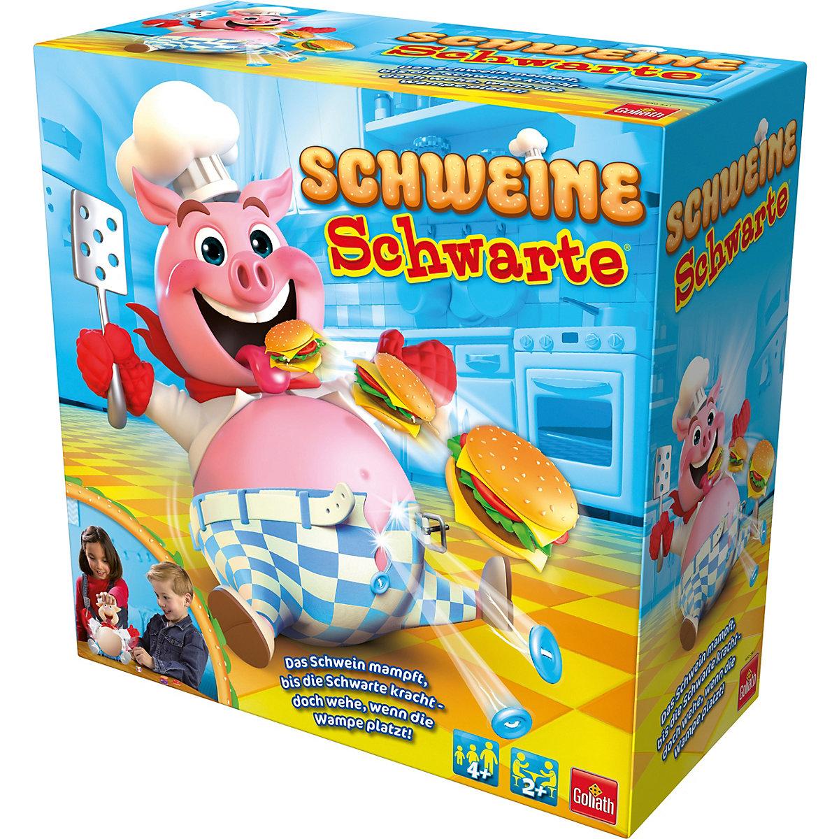 Spiel Schweineschwarte