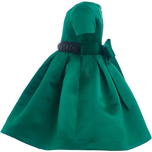 Нарядное платье Gulliver - зеленый