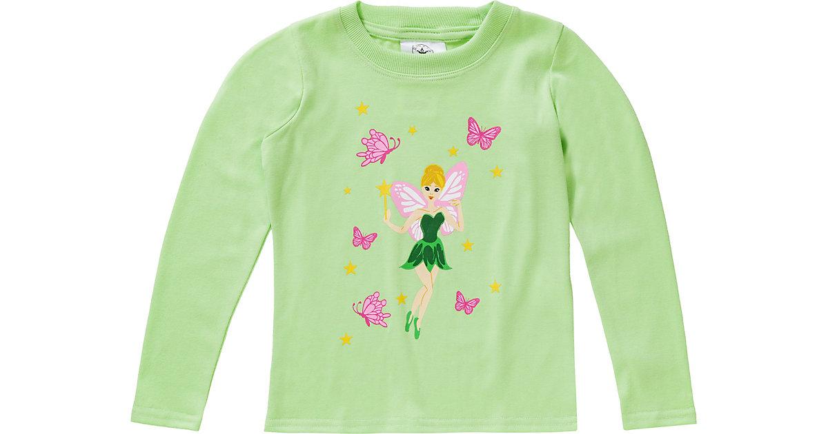 Shirt Fee, Gr. 116 fuchsia/ rosa