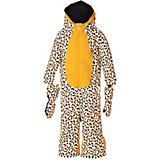 Утеплённый комбинезон WeeDo Леопард