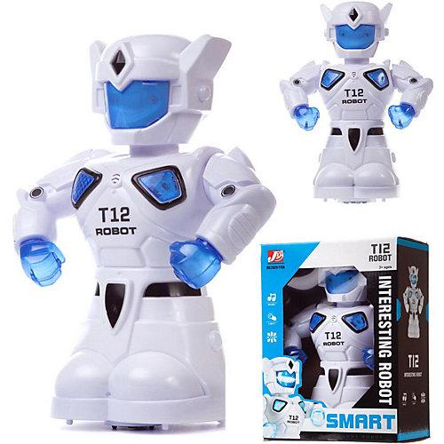 Интерактивный робот Junfa Toys, свет, звук от Junfa Toys