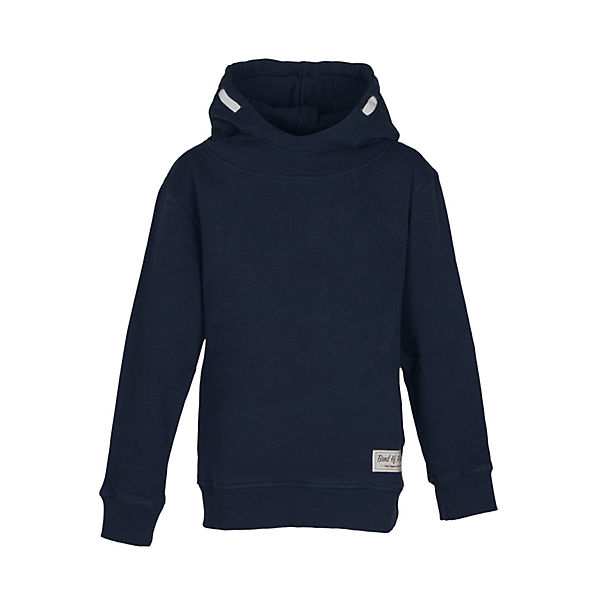 Hooded Basic Pullover für Kinder