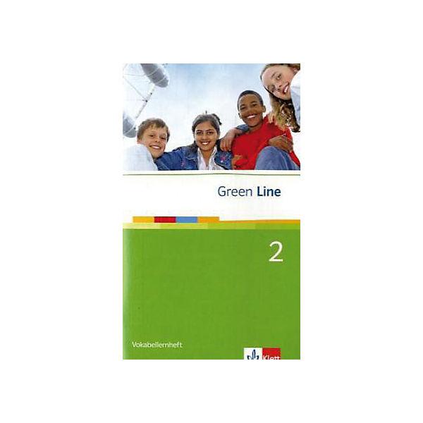 green line neue ausgabe f r gymnasien vokabellernheft. Black Bedroom Furniture Sets. Home Design Ideas