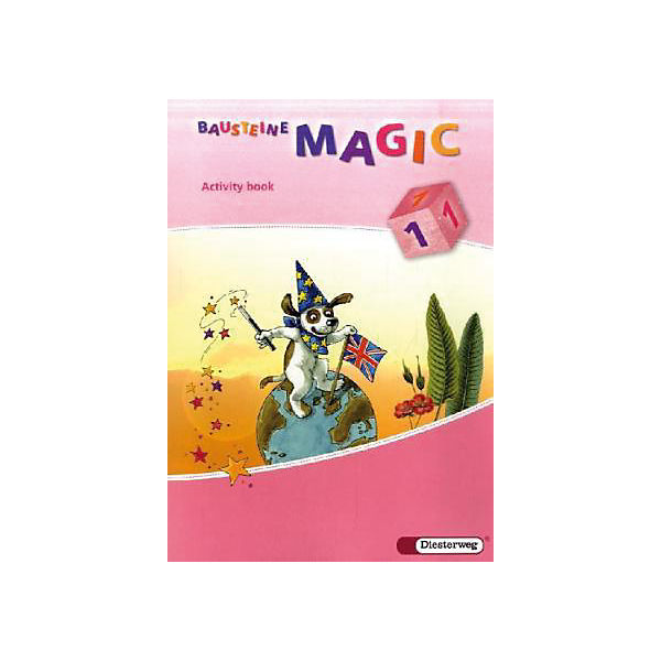 Bausteine Magic: 1. Klasse, Activity Book (Att8:BandNrText: 2151)