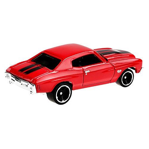 Базовая машинка Hot Wheels 70 Chevelle SS от Mattel