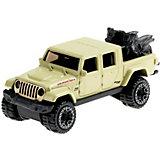 Базовая машинка Hot Wheels 20 Jeep Gladiator
