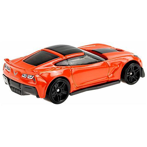 Базовая машинка Hot Wheels Corvette C7 Z06 от Mattel