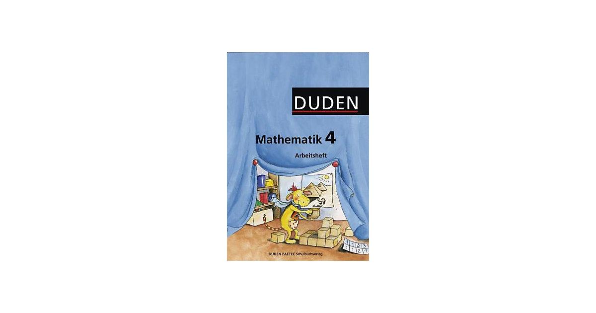 Duden Mathematik, Ausgabe Grundschule östliche Bundesländer und Berlin: 4. Klasse, Arbeitsheft (BandNr.8927)