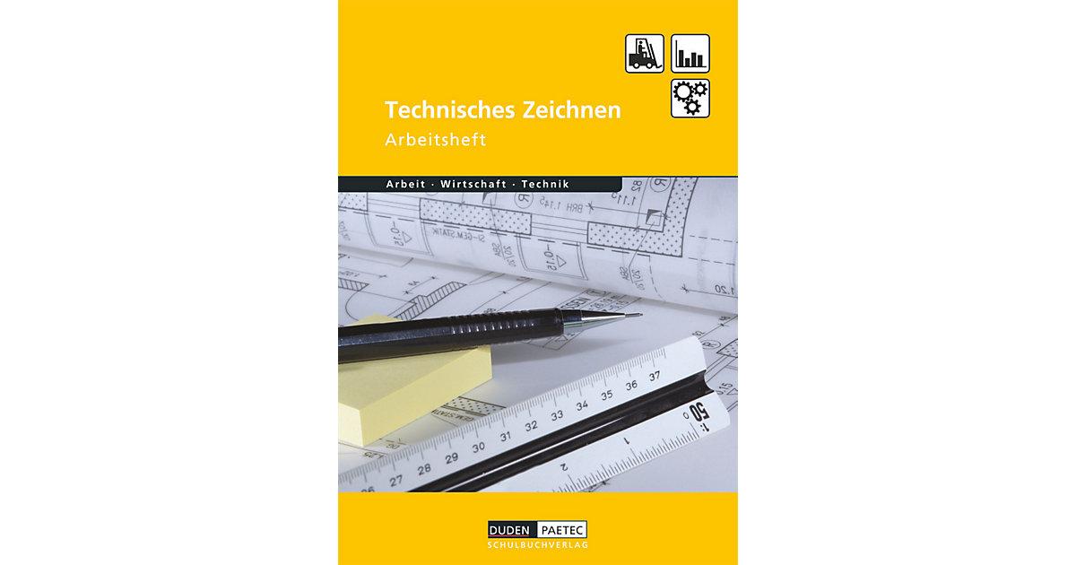 Technisches Zeichnen, Arbeitsheft (BandNr.6012)