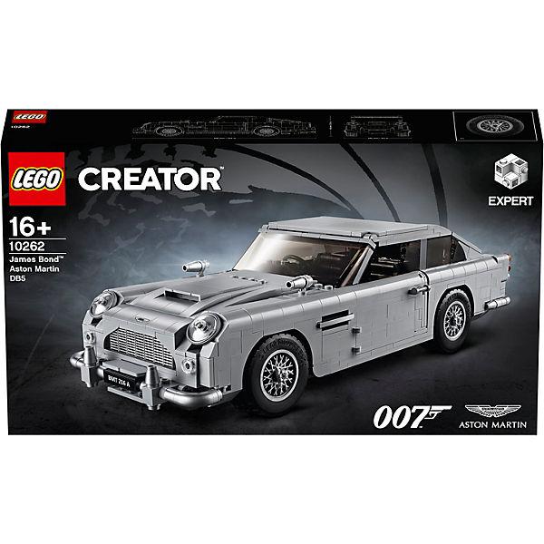 Creator Expert 10262 James Bond Aston Martin Db5 Lego Mytoys