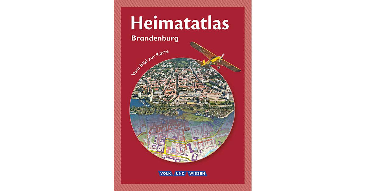 Heimatatlas: Brandenburg, Neubearbeitung (Att8:...
