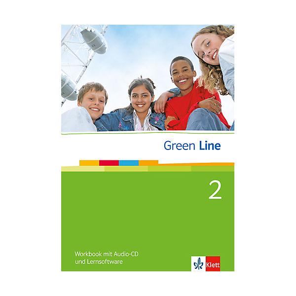green line neue ausgabe f r gymnasien workbook m audio. Black Bedroom Furniture Sets. Home Design Ideas