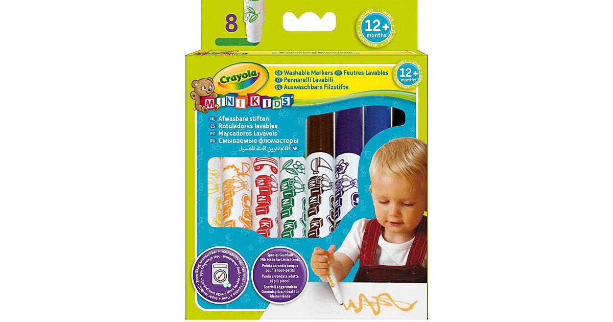 MINI KIDS Filzstifte, 8 Farben