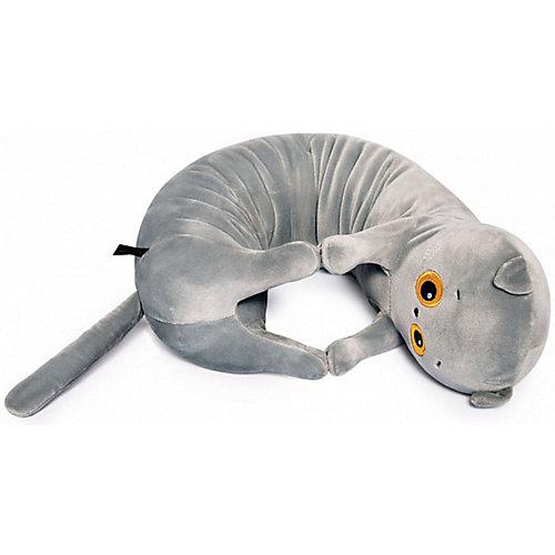 Мягкая игрушка Budi Basa Дорожная подушка Басик, 60 см от Budi Basa
