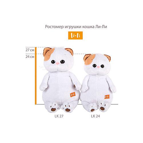 Мягкая игрушка Budi Basa Кошечка Ли-Ли в бактусе, 24 см от Budi Basa