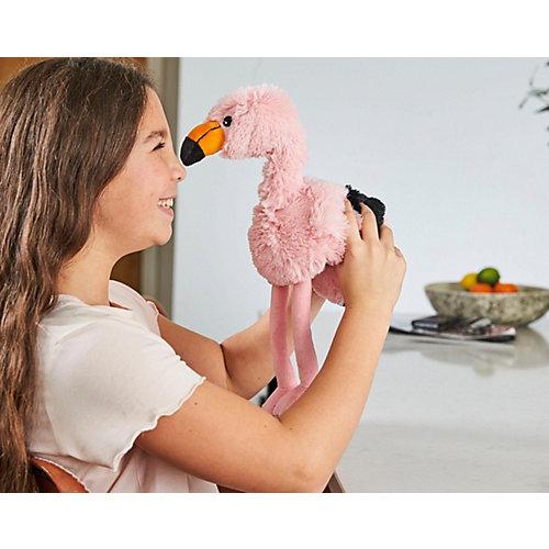 Игрушка-грелка Warmies Фламинго от Warmies