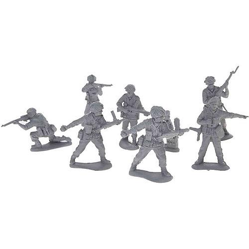 Набор солдатиков Биплант Британские парашютисты, 8 шт от Биплант