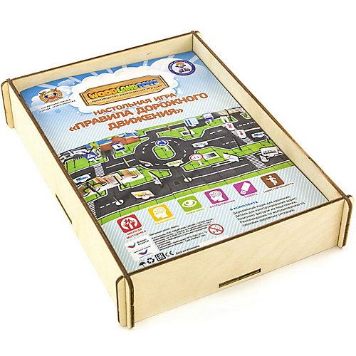 Обучающий набор WoodLandToys ПДД базовый от Woodland