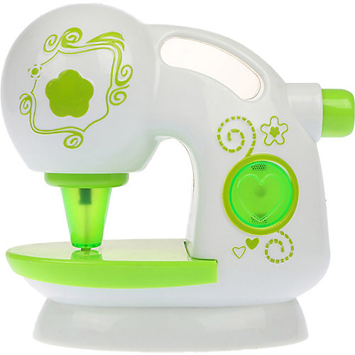 Швейная машинка Наша Игрушка, свет, звук, 16х8,5х16 см от Наша Игрушка