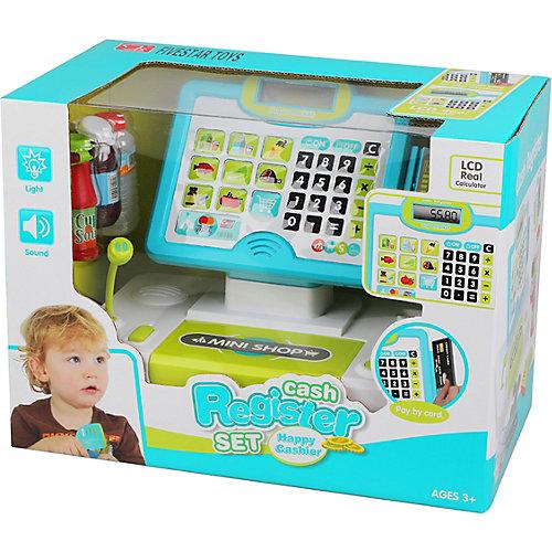"""Игровой набор Наша Игрушка """"Магазин"""", свет, звук, 15 предметов от Наша Игрушка"""