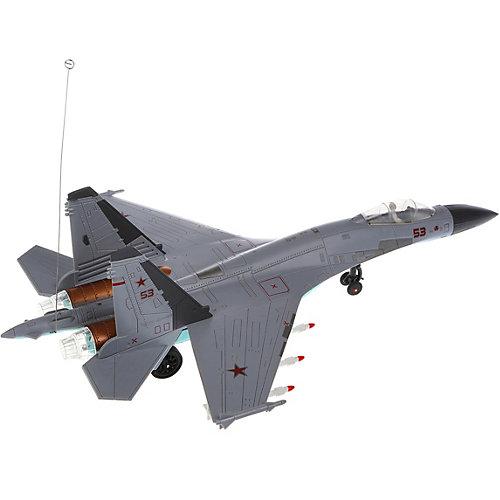 Радиоуправляемый самолёт Наша Игрушка, свет, звук от Наша Игрушка