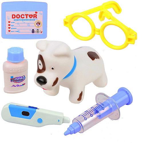 """Игровой набор Наша Игрушка """"Ветеринар"""", 6 предметов от Наша Игрушка"""