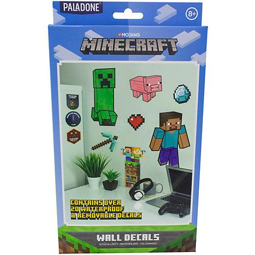 Наклейки Paladone Minecraft от Paladone