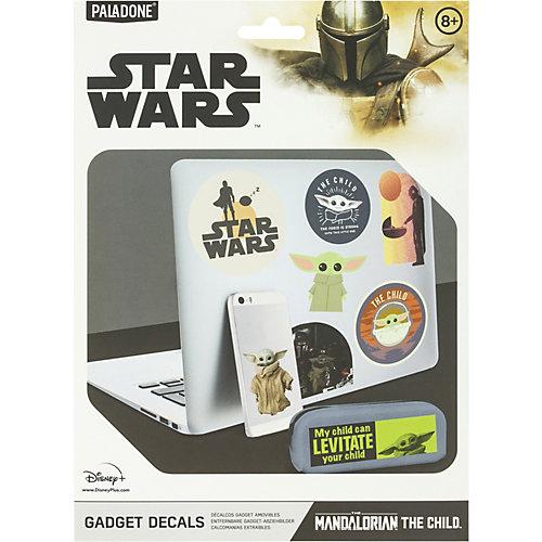 Наклейки для гаджетов Paladone Star Wars Мандалорец Дитя