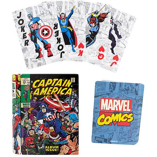Игральные карты Paladone Marvel Книга-комикс от Paladone