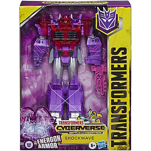 Трансформер Transformers Cyberverse Класс Алтимейт Шоквейв, 30 см от Hasbro