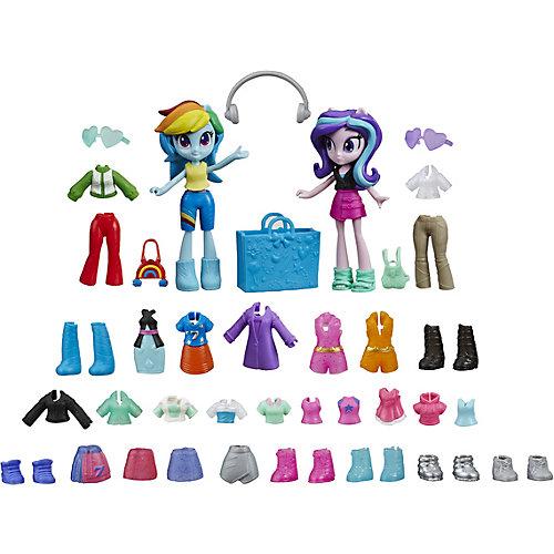 """Игровой набор My little Pony """"Модницы"""" Радуга Дэш и Старлайт от Hasbro"""