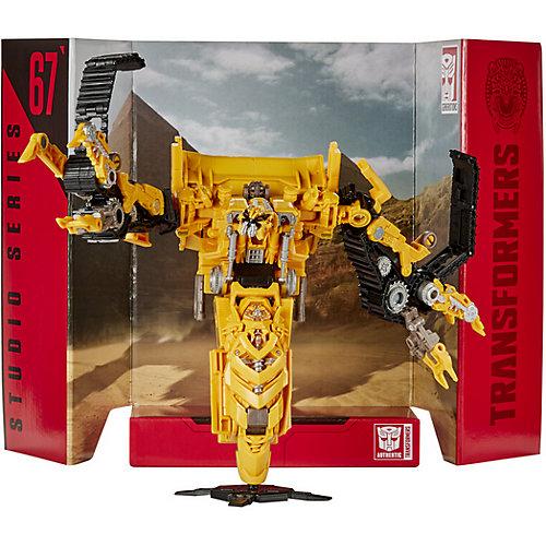 Трансформер Transformers Studio Series Класс Вояджеры Скипджек, 17 см от Hasbro