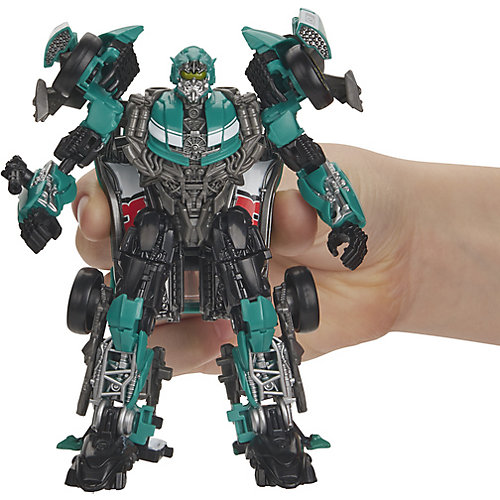 Трансформер Transformers Studio Series Класс Делюкс Роудбастер, 12 см от Hasbro