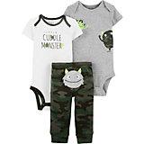 Комплект carter`s: брюки и боди 2 шт