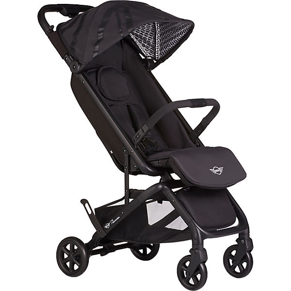 MINI Buggy GO by Easywalker, Oxford Black